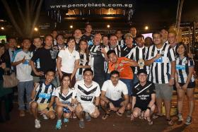 Newcastle United fans in Singapore sceptical about BN's takeover bid