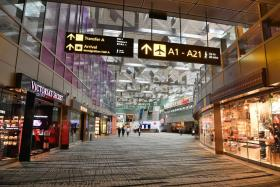 Travellers from South Korea are to stay at SHN facilities