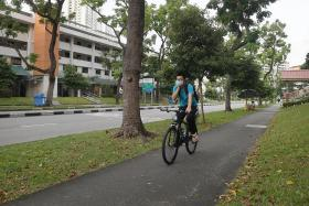 Underused road lanes can be converted to cycling, bus lanes: Minister