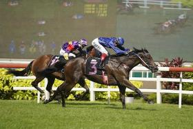 Minister set for Singapore Derby date