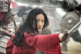 Passion got Liu Yifei through the tough training and filming for Mulan