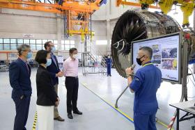 Workers in aerospace sector get enhanced training support