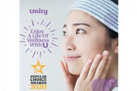 Enjoy a life of wellness with Unity