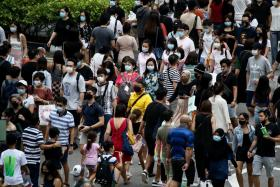 Fewer Singaporeans see safety as important value for Singapore