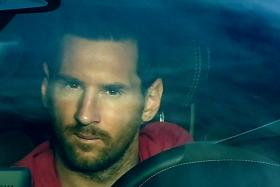 Lionel Messi returns to Barcelona, after losing his stand-off with president Josep Maria Bartomeu over a 700 million euro (S$1.1 billion) release clause.