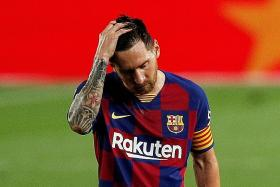 Lionel Messi's Barcelona future not dependent on Xavi: Luis Garcia