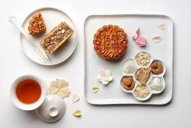 Mooncake picks from Carlton Hotel Singapore