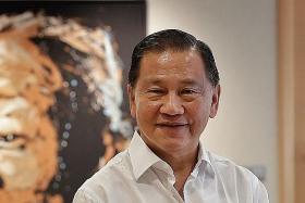 Liew Mun Leong steps down as CAG, Surbana Jurong chairman
