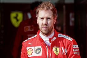 Vettel considered retirement before accepting Aston Martin's offer