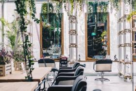 (Above) Walking On Sunshine, an Insta-worthy hair salon-cum-Korean-Western garden cafe. Its managing director is pumping in $2 million to branch out to three more locations.
