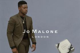 John Boyega in Jo Malone advertisement