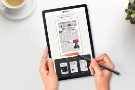 SPH launches BT News Tablet Edition with early bird specials