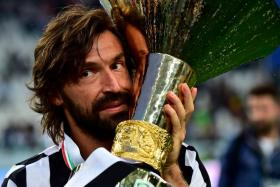 Andrea Pirlo won four Serie A titles with Juventus and will now hope to continue that as their coach.