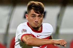 Leicester City on-loan winger Cengiz Under has scored 17 goals and provided 12 assists in 88 games across all competitions for AS Roma.