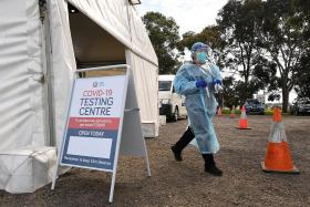 Australia heads for lowest daily infections in three months