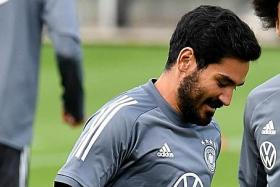 Manchester City targeting 100 points: Ilkay Guendogan