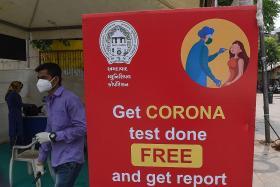 India's coronavirus case tally surges to 5.4 million