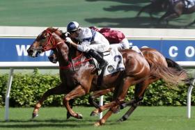 Moreira kicks six winners ahead