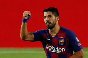 Luis Suarez set for 2-year deal with Atletico Madrid