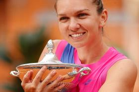 Simona Halep finds inner calm during lockdown