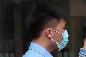 NTU upskirter was a 'brazen, persistent' offender: Judge