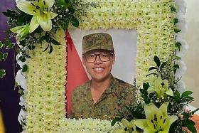 Six SAF servicemen fined over death of NSF in 2018