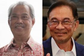 Muhyiddin banks on strong win in Sabah to counter Anwar's challenge