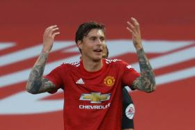 Victor Lindelof has come under criticism for his poor display during Manchester United's 3-1 defeat by Crystal Palace.