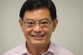 Hackathons can also be used to solve societal problems: DPM Heng