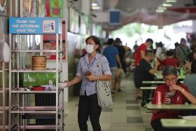 New law to boost cleanliness in high-risk areas like hawker centres