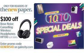 Special deals for TNP readers at Gain City's 10.10 Perfect Sale