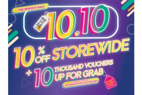Special discounts await TNP readers at Gain City 10.10 Perfect Sale