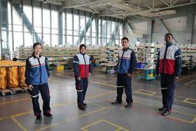SingPost launches new uniforms in first redesign since 2011