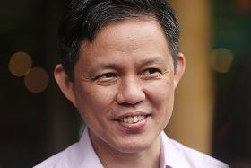 Update on fair tenancy framework coming within months: Chan Chun Sing