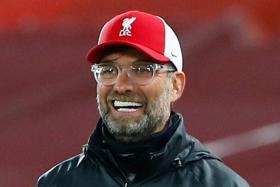 Juergen Klopp's Liverpool face Merseyside rivals Everton on Saturday.