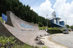 Mediacorp puts up site of Caldecott Broadcast Centre for sale