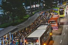 Commuters stuck on trains for hours because of power fault