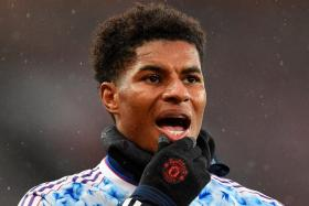 Manchester United forward Marcus Rashford has been championing to end child food poverty in the United Kingdom since the coronavirus-enforced lockdown in March.
