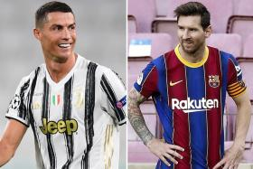 Reunion of Messi and Ronaldo, the world's two best players: Buxton