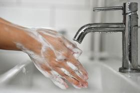 How to rescue dry hands caused by frequent hand washing, sanitising
