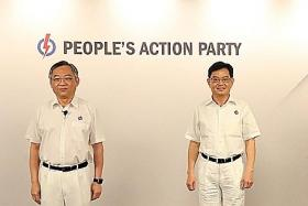 Desire for more political diversity is here to stay: DPM Heng