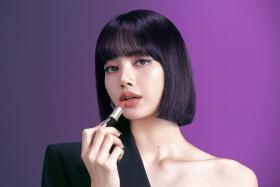 Lisa from Blackpink, M.A.C's new global brand ambassador