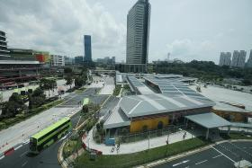 Jurong East bus interchange to be relocated from Dec 6