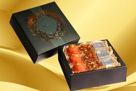 Milind Sovani's snack box (from $28).