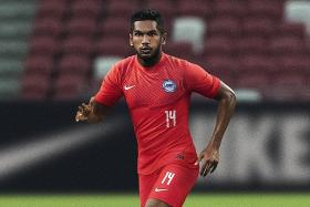 Hariss Harun puts things into perspective after curtailed season