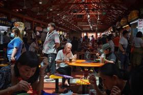 Expert body backs Singapore's bid to add hawker culture to Unesco list