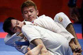 Extensive body grappling allowed to resume in combat sports