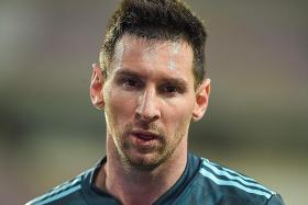 Lionel Messi: I'm tired of being a scapegoat for Barcelona's problems