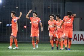Albirex Niigata eye encore over star-studded Lion City Sailors