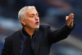"""Jose Mourinho believes Manchester City's Raheem Sterling will play against Tottenham Hotspur after being withdrawn from the England squad due to an """"injury""""."""